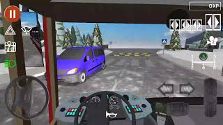Public Transport Simulator #3 - Android HD Test Gameplay (MAN A21)