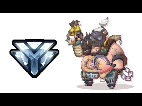 Overwatch Competitive #31: Will Hook For Diamond SR!