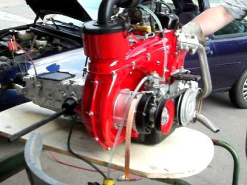 Fiat 126 Motor Youtube