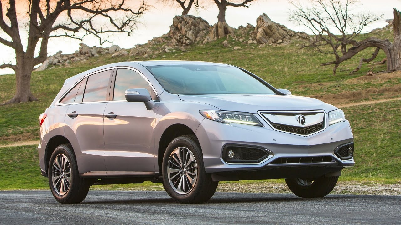 2016 Acura RDX - What's changed for 2016
