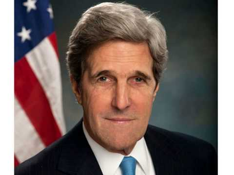 Leave Ukraine in peace, John Kerry urges Russia