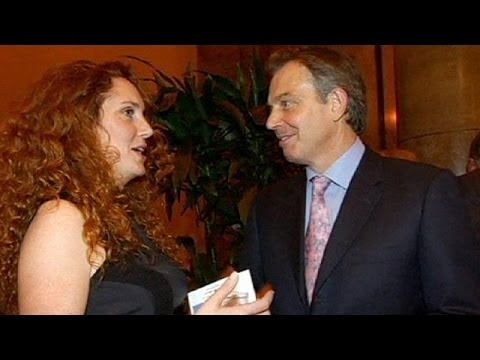 Scandalo intercettazioni: Blair offrì aiuto a Rebekah Brooks