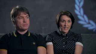 Jonny Owen & Vicky McClure talk about their new film Svengali