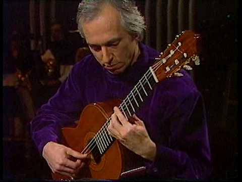 Барриос Мангоре Агустин - Vals Op8 No