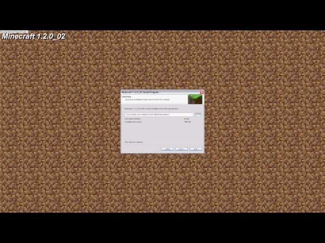 Minecraft jednouché stáhnutí a hraní! .D