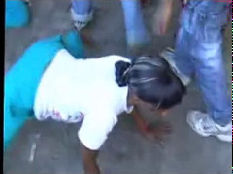 African Sexy Dance - Tribal Hot Twerk - Baikoko - Sabar Fesses à l