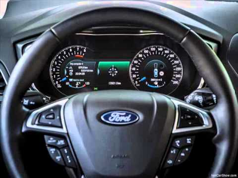 All new 2015 ford mondeo estate euro spec interior boot space youtube - Ford mondeo interior ...