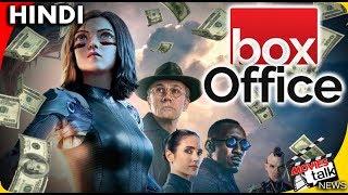 Alita Battle Angel Wins Box Office Collections