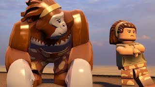 All Characters Perform Gorilla Girl ❤️ Transformation Animation in LEGO Marvel's Avengers PART 1