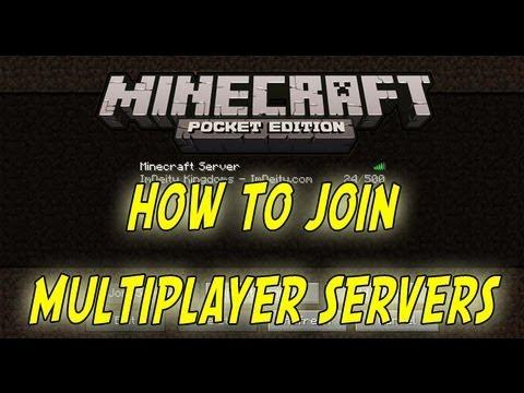 Minecraft pe dating server