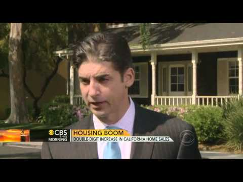Home prices soared in January