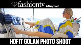 Hofit Golan Photo Shoot by Igor Fain ft. Tom Abang Saufi | FashionTV