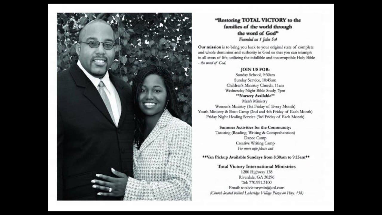 Tribute to 1st lady pastor eboni davis youtube