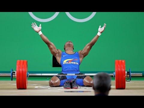 Rio 2016: Men's 62kg