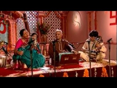 Kahin Dekhori Ghanshyam | Bhaktimala (Indian Classical Vocal) | Best Of Shobha Gurtu