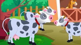 Old MacDonald Had A Farm   Nursery Rhymes   Baby Song For Children   Kids Rhyme