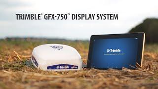 Trimble GFX-750 video NL