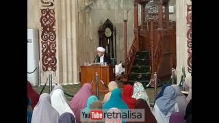 Guru Zainuddin Rais Pengajian Sabtu Pagi 31 Desember 2016