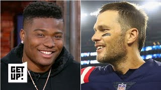 2019 NFL Draft: Dwayne Haskins models his game after Tom Brady and Peyton Manning | Get Up!