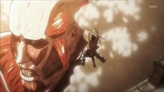 Attack on Titan op 1 [Bites the Dust]