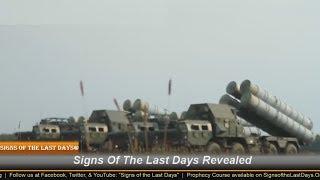 Russia Hits Israel—Gog of Magog Antichrist On-Ramp