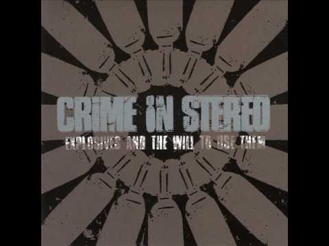 Crime In Stereo - It Ain