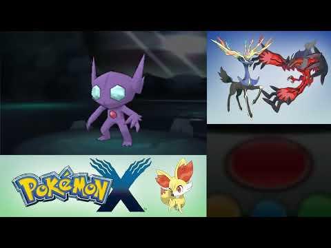 Pokemon X and Y - Gameplay Walkthrough Part 20 - Ivysaur Evolves into Venusaur! (Nintendo 3DS)
