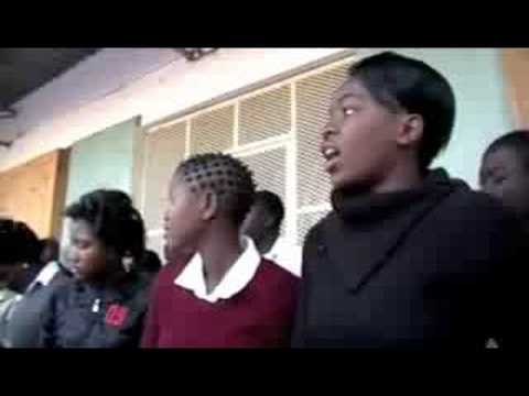 Traditional Namibian Song video