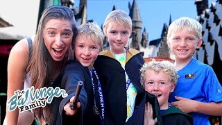 Jacob's 8th BIRTHDAY SPECIAL! Universal Studios!!!
