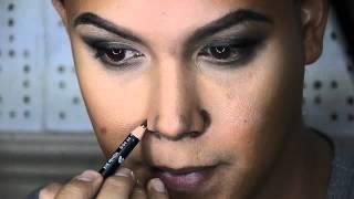 Paolo Ballesteros' Makeup Transformation: Beyonce