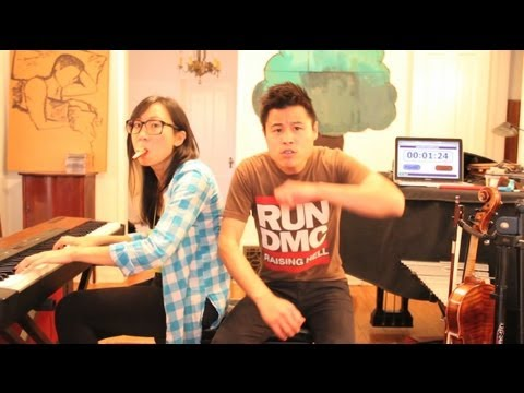 Cartoon Medley - Jane Lui & Paul Dateh (2.5min version)