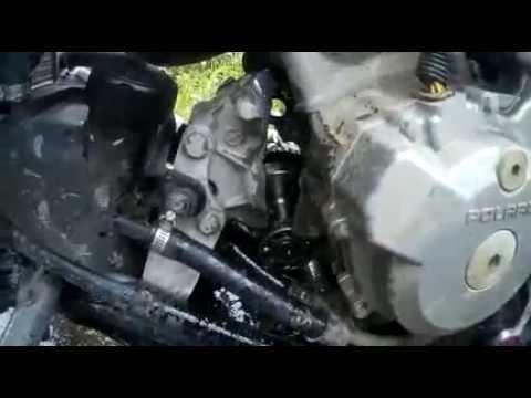 Engine fail Polaris Predator 500