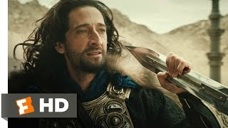 Dragon Blade - Tiberius vs. Yin Po Scene (5/10)   Movieclips
