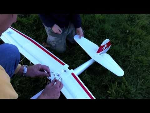Minimoa glider HobbyKing 2M EPO Beauty