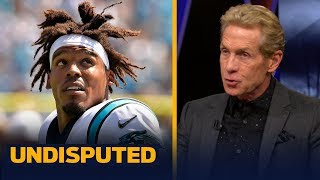 Cam Newton's mentality is more concerning than his shoulder — Skip Bayless | NFL | UNDISPUTED