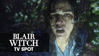 """Blair Witch (2016 Movie) Official TV Spot – """"Fear"""""""