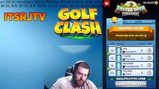 Golf Clash Easter expert main opening