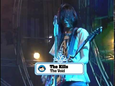 The Kills - The Void (Live Benicassim 2005)