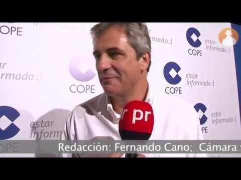 Manolo Lama (Deportes COPE): 'Gallego es un fenómeno, lo hará muy bien, pero ojalá le ganemos'