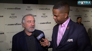 Why Robert De Niro Is Not Impressed by President Trump So Far