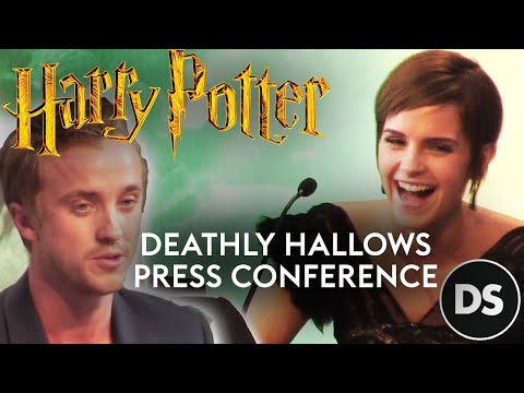 Harry Potter and the Deathly Hallows Part 2' Press Conference (3/3)