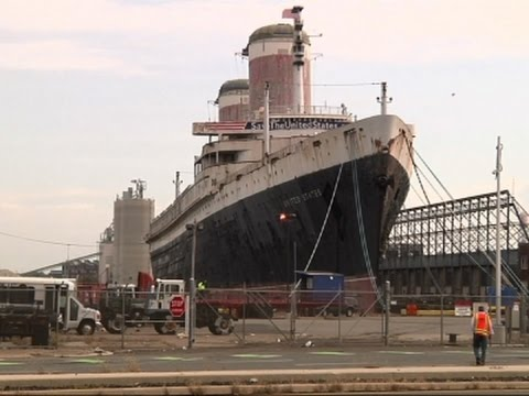 Supporters of Historic SS United States Send SOS