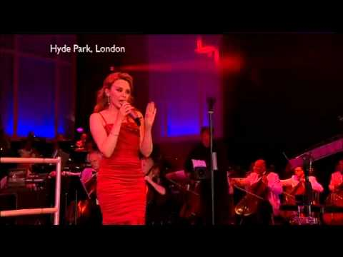 Kylie Minogue - The Locomotion Proms BBC