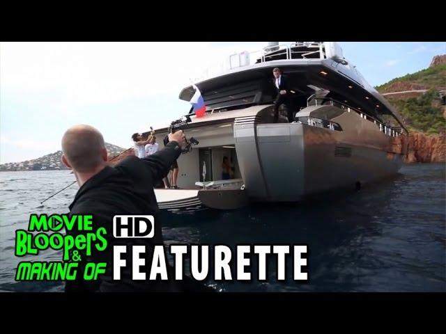 The Transporter Refueled (2015) Featurette