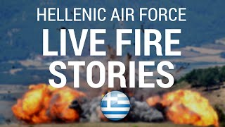 Hellenic Air force Live Fire - Always Dominate the Heights