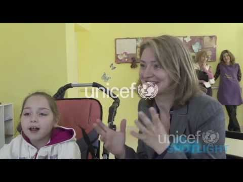 UNICEF Spotlight: Mothers overcoming adversity