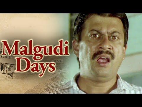 మాల్గుడి డేస్ | Malgudi Days | Telugu | Engine Trouble