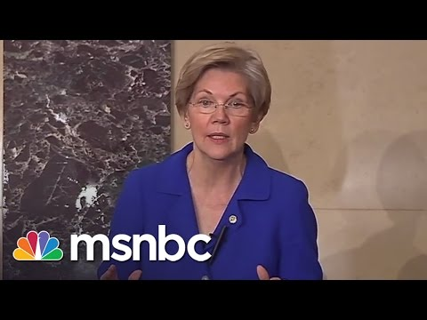 WATCH: Elizabeth Warren Slams Citigroup | msnbc