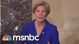 WATCH: Elizabeth Warren Slams Citigroup | msnbc