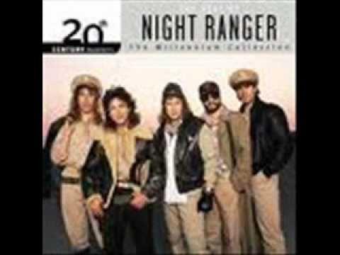 Night Ranger - Dont Tell Me You Love Me